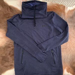 Under Armour featherweight fleece slouchy